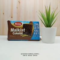 biskuit malkist roma coklat