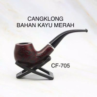 CANGKLONG PIPA ROKOK TEMBAKAU CHUNG FENG CF 705