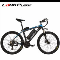 Speda Listrik Lankeleisi T8 Electric Bike Smart Elektrik Bicycle