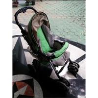 Aprica Stroller UN Baby Dorongan Made in Japan