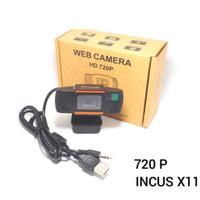 Pc Camera webcam x11 720p