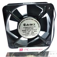Kipas Fan Cooling Commonwealth AC 220V 220 volt 15x15 15 cm 15cm besi