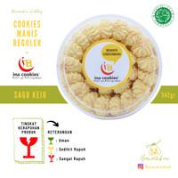 Kue Kering Sagu Keju produk Ina Cookies