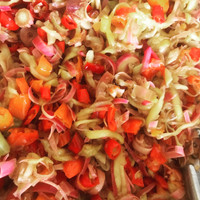 sambal kecombrang mangga