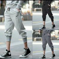 Celana jogger 7/8 Pria wanita   Celana training Olahraga Nike L to XL