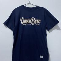 baju queen beer kaos