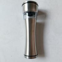 Penggiling Lada Garam / Pepper Mill Salt Konco Stainless Steel Besar