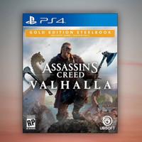 Jual Preorder Dp Assassin S Creed Valhalla Gold Edition