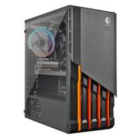 CPU / PC RAKITAN GAMING i7 + RAM 16GB + VGA GTX1050ti 4GB + SSD 120GB