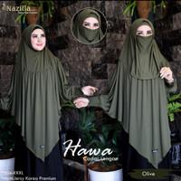 Hijab lengan Cadar Jilbab masker Cadar Hawa Hijab Masker