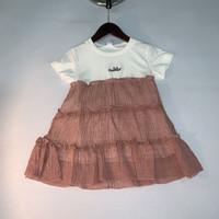 dress anak perempuan import/ dress anak /dress pesta bayi