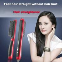 Catok sisir fantastic / fantastik (sisir pelurus rambut inovasi baru)