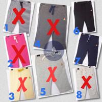 Celana panjang anak 3 tahun celana sport santai branded sisa eksport