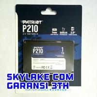 "SSD PATRIOT P200 1TB 2.5"" SATA3"