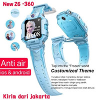 z6 waterproof kids Frozen 360° smart watch Imoo anti air