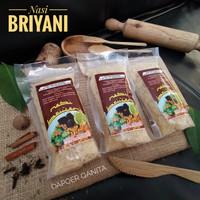 Nasi Briyani Instan (Include Bumbu & Anti Gagal)