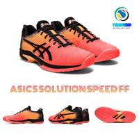 Sepatu Tenis ASICS SOLUTION SPEED FF L.E - Orange