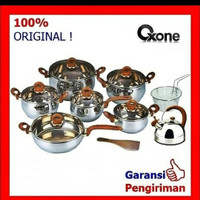 Panci set Clasic oxone/cookware set OX-966