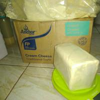 """Anchor Cream Cheese 1kg """"REPACK"""" asli ANCHOR"""