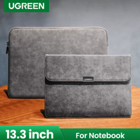 Ugreen sleeve case new macbook touch non leather 13 13.3 air pro 2020
