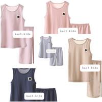 set setelan baju anak import