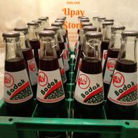 Minuman Khas Saparila Cap Badak Siantar Medan Grosir 1 Krat 24 Botol