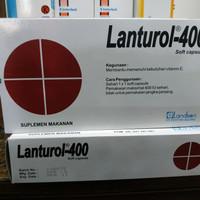 lanturol 400 mg... perbox.. exp jan 24