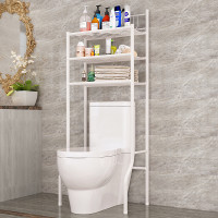 ES Rak toilet Rak Kamar Mandi Rak Mesin Cuci Rak Serbaguna Rak WC