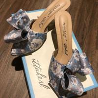 ittaherl x peter rabbit spring 60mm heels whisper pointy NEW unused