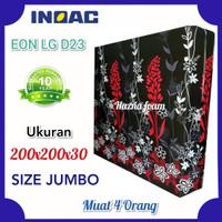 Inoac Kasur Busa Jumbo 200x200x30