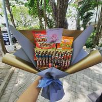 Snack Bouquet / Buket Jajanan Hadiah