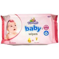Kodomo Baby Wipes Tissue Basah Bayi Tisu 50 s Non Alkohol