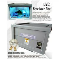UV Sterilizer Box - UV Box Sterilizer - UVC BOX + Pemantul UV hsl max