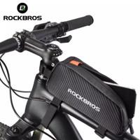 Tas Sepeda Rockbros waterproof tas frame sepeda 1L