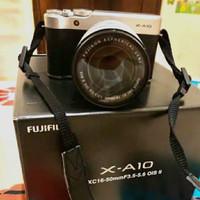 Kamera Fujifilm X-A10 Xa10 bukan Xa2