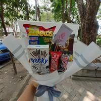 Termurah!!! Snack Bouquet / Buket Jajanan