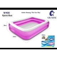 Kolam renang anak swimming pool JUMBO 2 meter premium bola mandi air