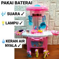 Mainan Anak Kitchen Set Little Pony Ukuran Besar Masak Masakan Anak