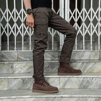 Celana Gunung Panjang Pria Quickdry MTG Premium Raung setara eiger