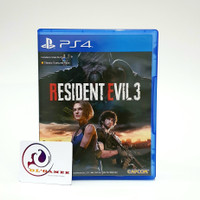 PS4 Resident Evil 3 Remake RE 3 PS 4