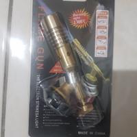 Gas Torch Kuningan JH - 802 - Kepala Las Full Kuningan. Flame Gun