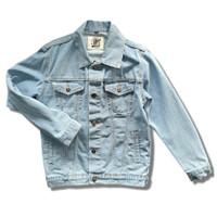 Jaket Jeans Vintage - Bioblitz
