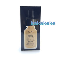 NYX Total Control Drop Foundation Soft Beige