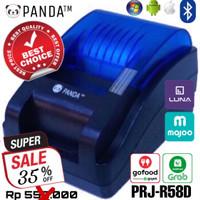 PRINTER KASIR/PPOB THERMAL 58MM PANDA PRJ-R58D ANDROID (USB+BLUETOOTH)
