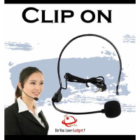 Paket Hemat Youtuber Microphone Clip On Bando