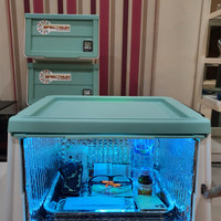 UVC Box Sterilizer / Box Sterilisasi / Box UV Otomatis dengan Timer