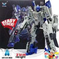 Mainan Robot Transformers Deformation Toy Aoyi Mech Dropkick Hurricane