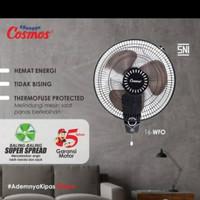 kipas wfo cosmos 16 in kipas dinding wall fan