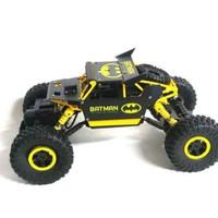 Mainan Mobil Remote Control Rock Crawler Batman 4x4 All Wheel Drive