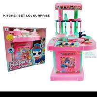 mainan dapur dapuran LOL /anak perempuan/kitchen LOL